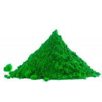 Желязооксидна боя - Зелена 25 кг.